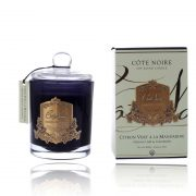 Cote Noire Deluxe candle Lime Tangerine