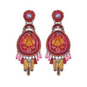 Ayala Bar Gaillardia Maya Earrings
