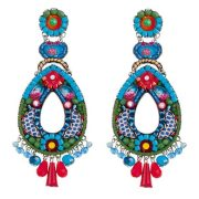Ayala Bar Cornflower Roots earrings