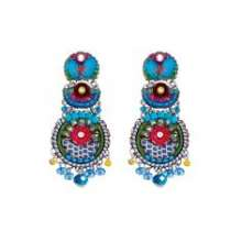 Ayala Bar Cornflower Dance earrings