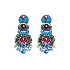 Ayala Bar Cornflower Dance earrings