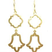 Anatolia Quatrefoil Earrings