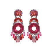 Ayala Bar Gaillardia Hymn Earrings