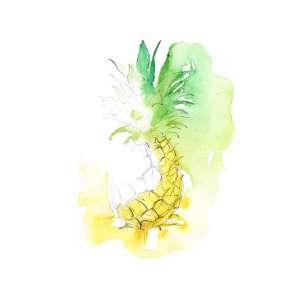 Blule Cool ananas