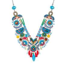 Ayala Bar Cornflower Mist necklace