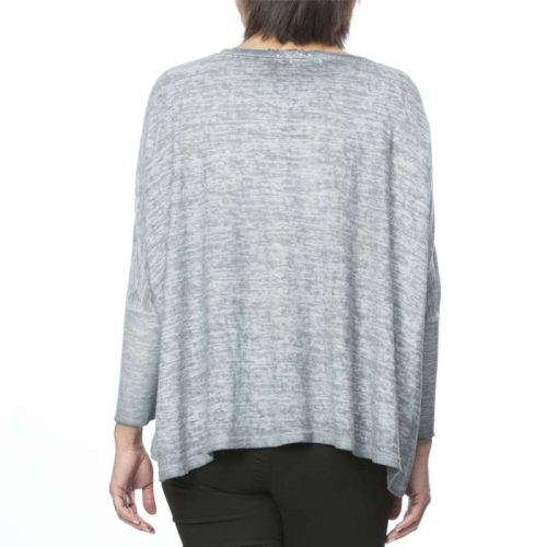 33800 Threadz FEather Knit Top