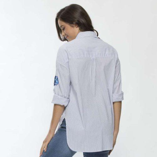 Threadz Sequin Spot Shirt