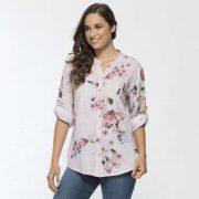 35150 Threadz Nehru Shirt