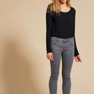 Trinity Jeans Gray
