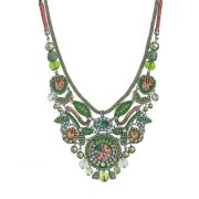 Ayala Bar Daylily Saffrom Necklace