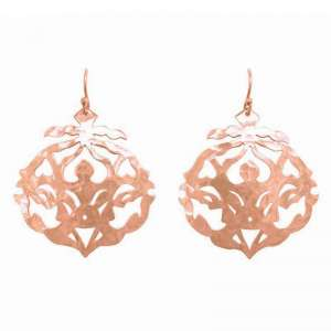 Murkani Andalusia Earrings Rose Gold