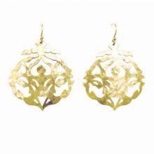 Murkani Andalusia Earrings Gold Plate