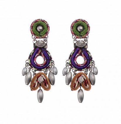 Ayala Bar Begonia Turrentine Earrings e-109