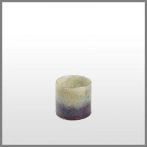 Horgans Cream Lilac votive small