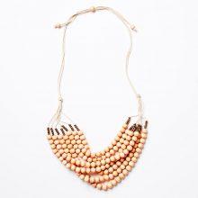 Fifi Peach necklace