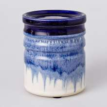 Cascade candle holder short
