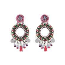 Ayala Bar Flora Orchid earrings