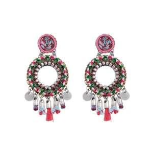 Ayala Bar Flora Orchid earrings