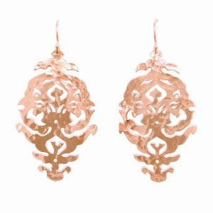 Murkani Empire Earrings Rose Gold