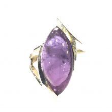 Preyas Amethyst Ring