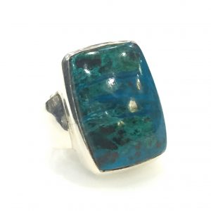 Preyas Chrysocolla Ring