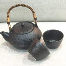 Tetsu Teapot and 2 cup set