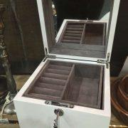 Cube Jewellery Box