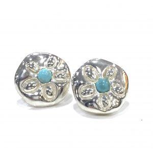 Mexican silver earrings