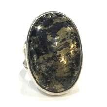 Preyas Healers Gold Ring