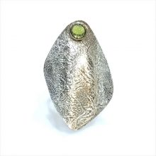 Mexican Peridot ring