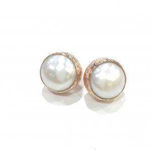 Anatolia Pearl stud earrings