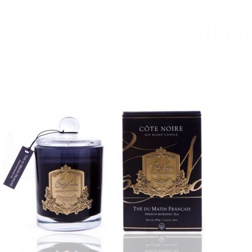 Cote Noire Deluxe candle French Morning Tea