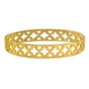 Murkani Moroccan open bangle gold