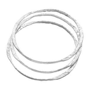 Murkani Endless bangle Sterling Silver