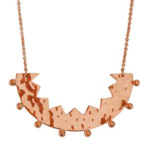 Murkani Frida Necklace Rose Gold