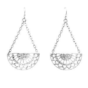 Murkani Ottoman Earrings Sterling Silver