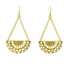 Murkani Ottoman Earrings Gold