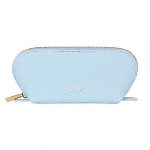 Paqme Leather Mini case Sky