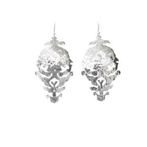 Murkani Empire Earrings Sterling Silver