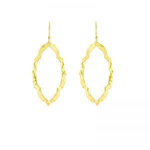 Murkani Nomad Earrings Gold