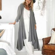 Eadie The Cascade Coat