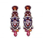 Ayala Bar Ruby Tuesday Donatella Earrings