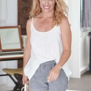 Eadie The Linen Cami