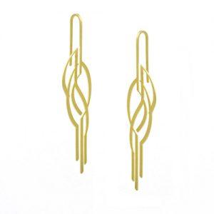 In Sync Design earrings chandelier