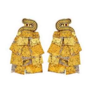 Dori Csengeri Camelot earrings e351