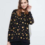 Tirelli Raglan Sleeve Sweater