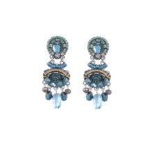 Ayala Bar Clarity Moon Earrings