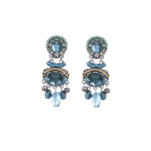Ayala Bar Clarity Moon Earrings