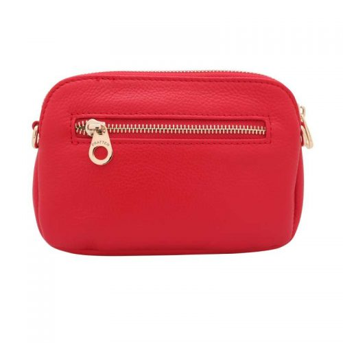 Pratten Sweetheart Bag Red