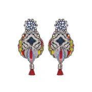 Ayala Bar Kaleidoscope Mercury Earrings